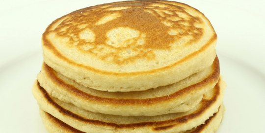 Griddle Pancakes